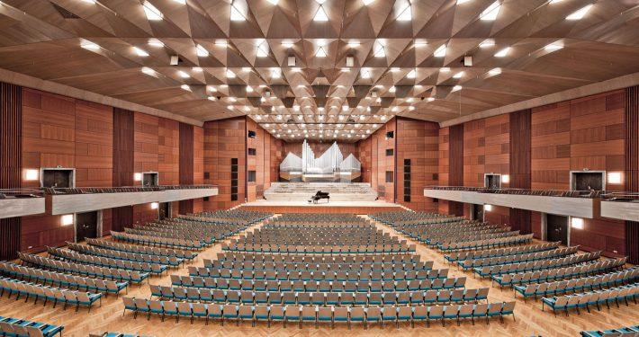 Sicherheitssystem für die Meistersingerhalle Nürnberg