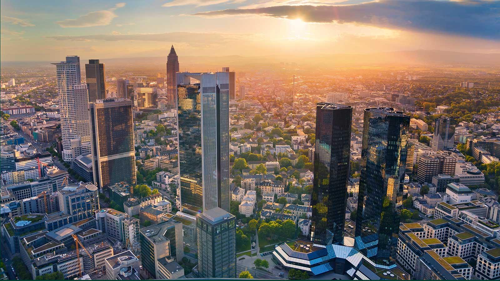 Niederlassung Frankfurt: Sicherheit für die Main-Region