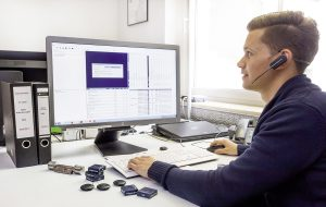Claris- Vollservice für die digitale Schließanlage