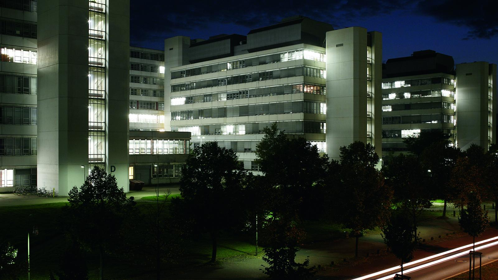 Schließanlage für die Uni Bielefeld